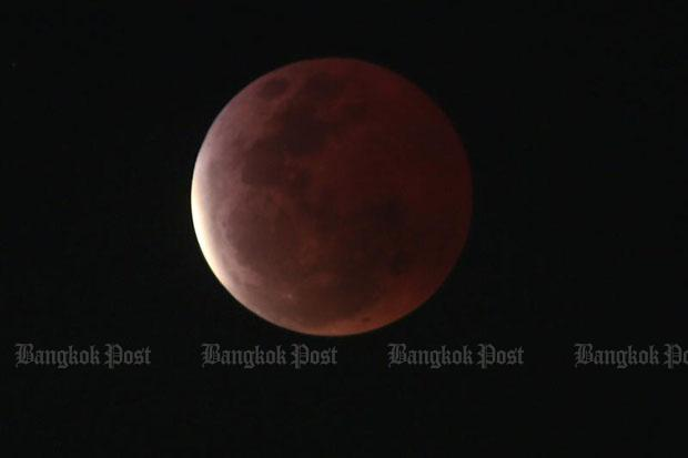 'Super blue blood moon' is coming