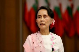 Myanmar slams US diplomat for 'personal attack' on Suu Kyi