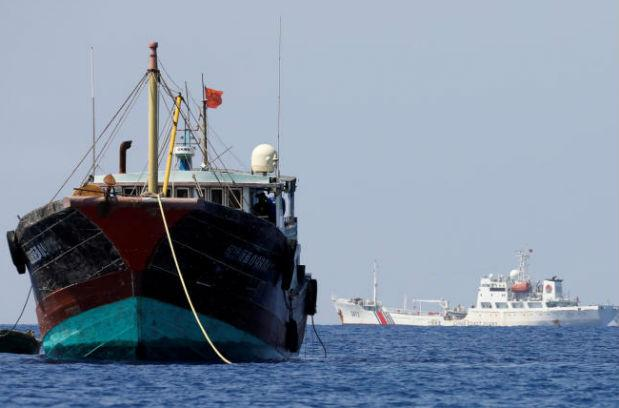 Philippines deploys Japanese-donated plane to disputed shoal
