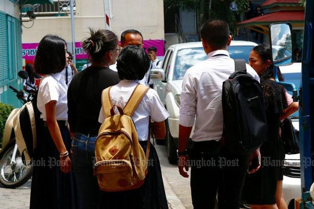Rajabhat enrolments 'shrinking'