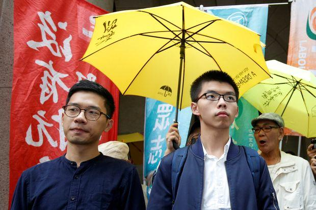 USA lawmakers nominate Hong Kong activists for Nobel Prize