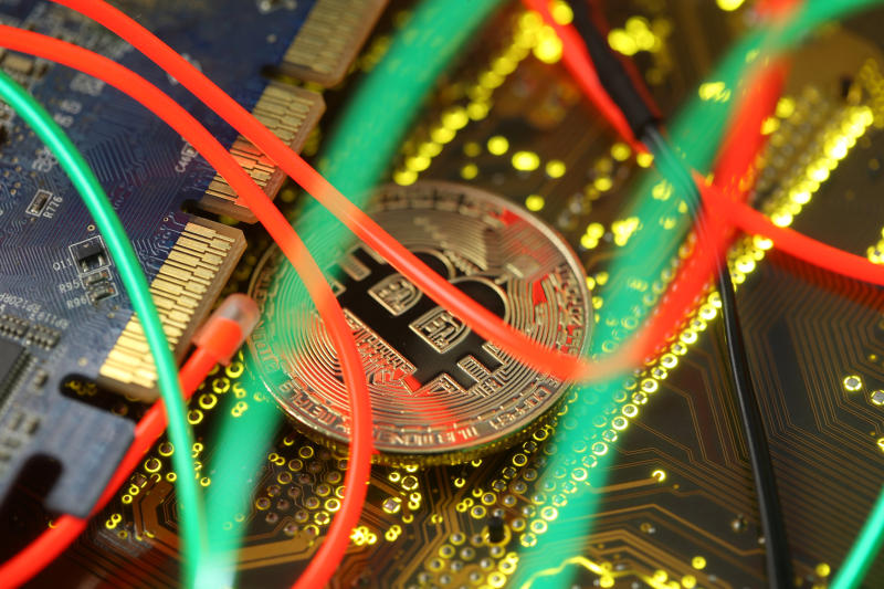China looks to stamp out cryptocurrency trading