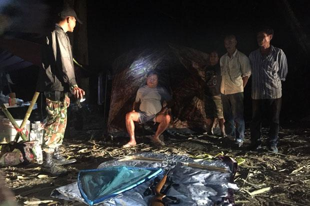 President of Thai construction firm arrested for poaching