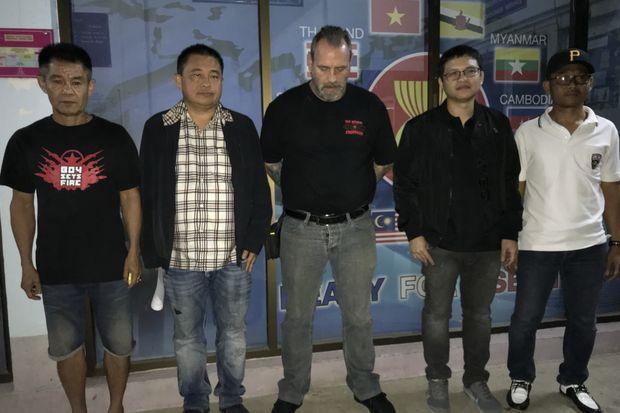 Another Hells Angels member caught | Bangkok Post: news