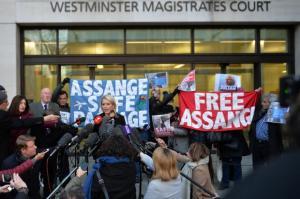 British judge upholds warrant for Wikileaks' Assange