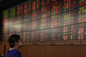 SET ends lower, other SE Asia markets mostly rebound