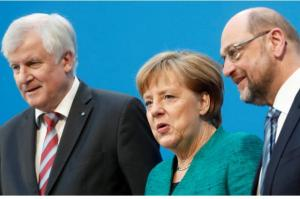 Merkel clinches German coalition deal