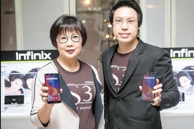 Infinix makes exponential growth bid