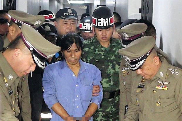 Small bomb cache in rented room linked to 'Kotee'