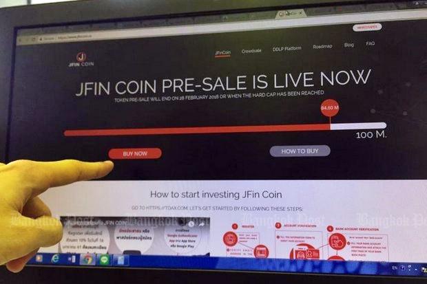 JFin ICO presale begins on high note