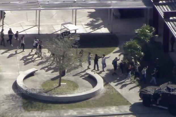 17 dead in Florida high school shooting