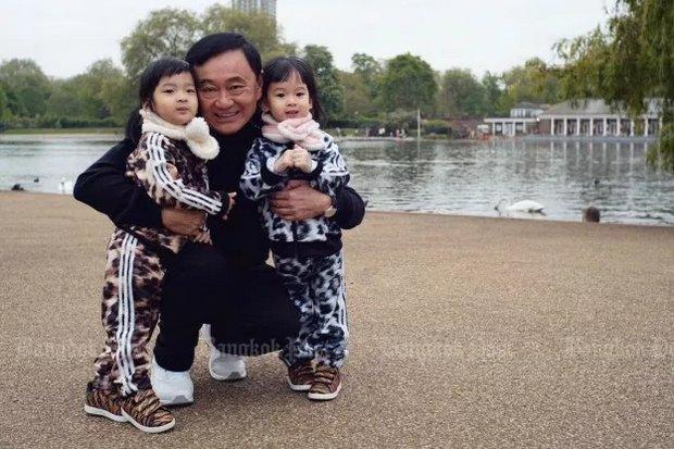 Thaksin talks elections