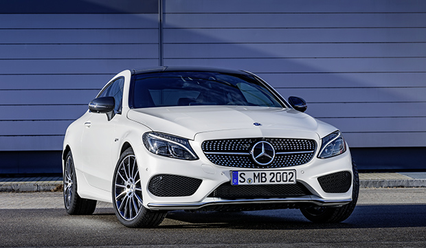 After Making Locally Assembled Versions Of The Mercedes Benz C250 Coupe  Available Last Year, The Thai Mercedes Office Has Added An AMG Variant To  The List ...
