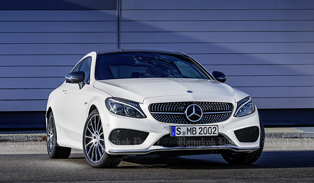 Thai price of Mercedes-AMG C43 Coupe falls by B1m
