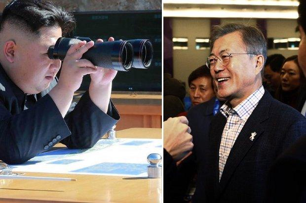 Moon has 'no comment' on summit with Kim Jong Un | Bangkok Post: news