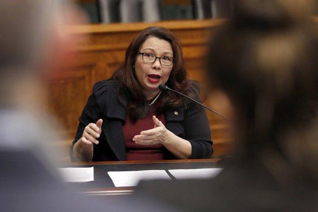 'Senator Tammy' still breaking barriers | Bangkok Post: news