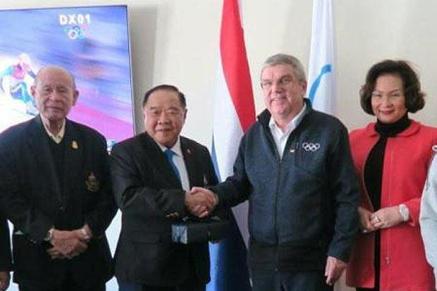 Thais keen to bid for 2026 Youth Games | Bangkok Post: news