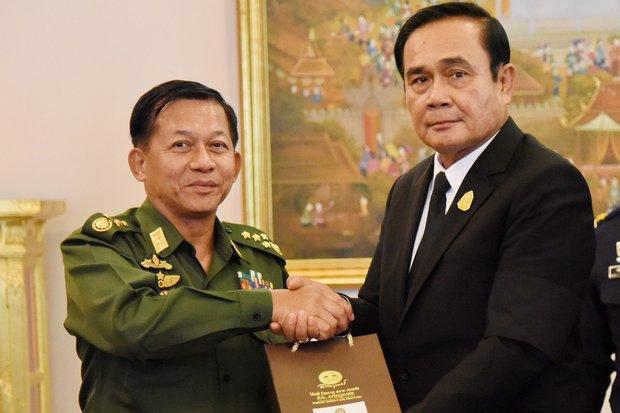 Ties forged in 'brotherhood' | Bangkok Post: news
