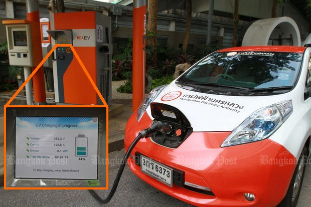 Powering the EV surge