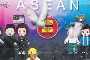 Turkey's rough road in engaging Asean