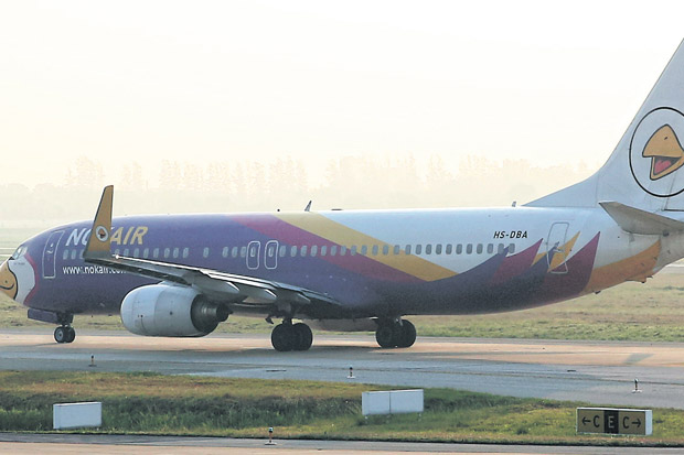 Nok Air plans profit from route expansions