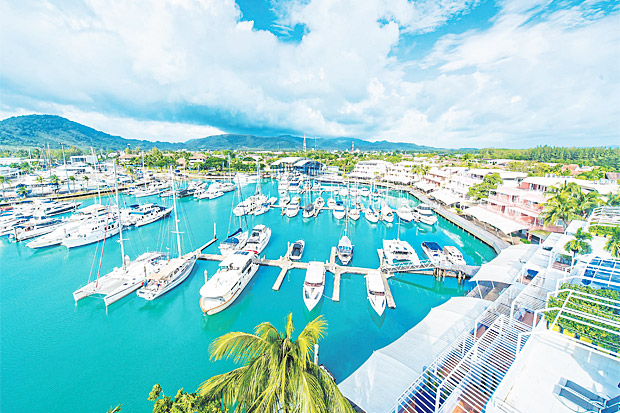 Yachting faces barriers to growth