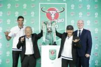 Carabao: Rocker turned drinks mogul energises English football