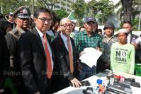 Anti-coal power plant rally ends after talks