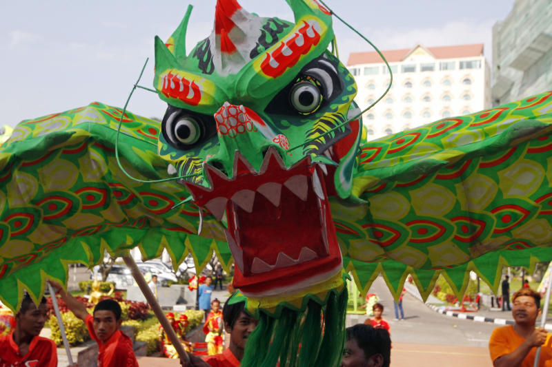 Tourists in Cambodia up 54% in Chinese New Year