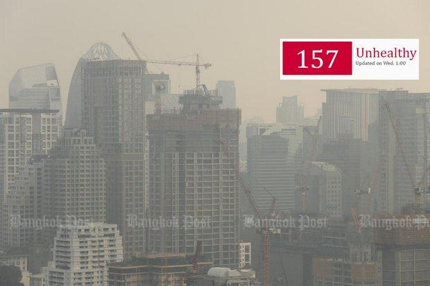 Coming clean on murky air pollution data | Bangkok Post: opinion