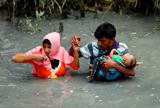 Myanmar sees rise in tourism despite Rohingya crisis
