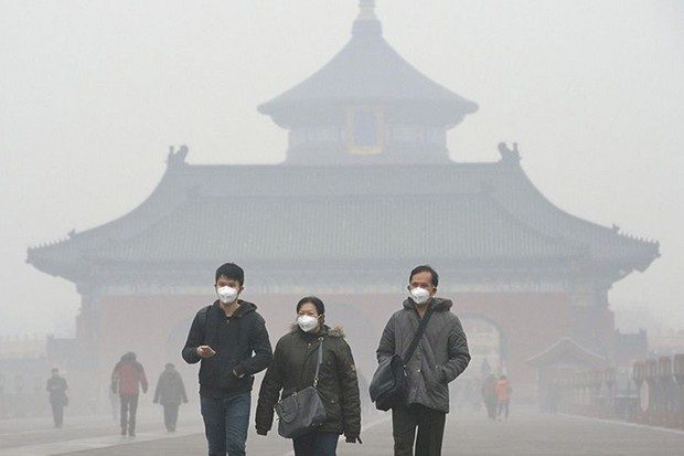 BMA blowing hot air about toxic city haze