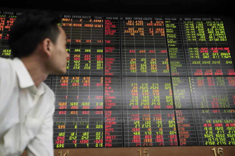 SET, other SE Asia stocks gain as US rate fears ease