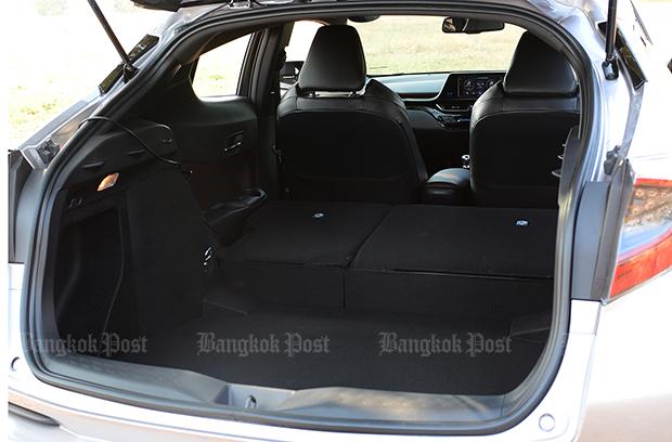 Toyota C-HR HV Hi hybrid (2018) review | Bangkok Post: auto