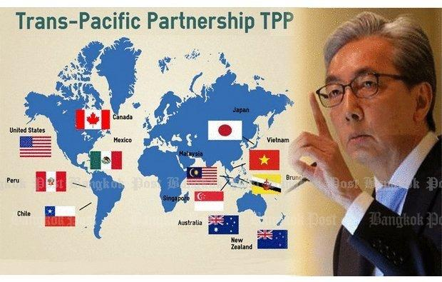 Thailand again 'thinking' about joining TPP   Bangkok Post ...
