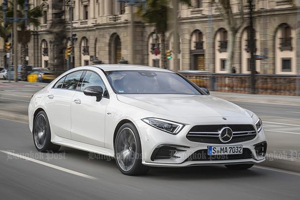 Mercedes-Benz CLS (2018) review