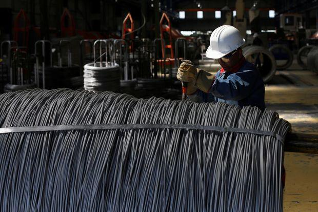 S.Korea says talking to United States about steel tariffs plan
