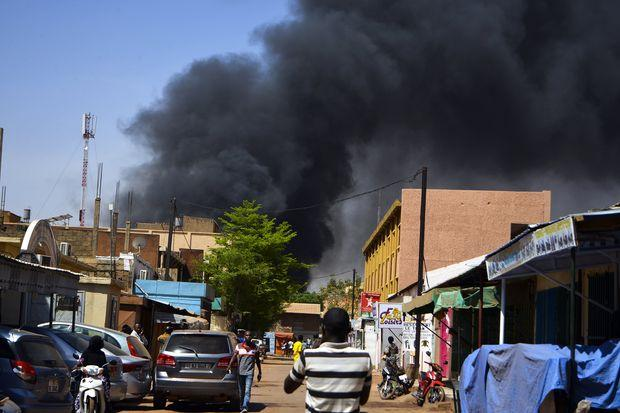 French embassy attacked in Burkina Faso