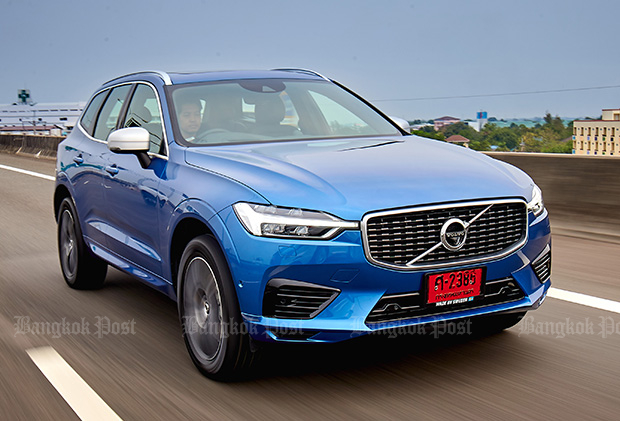 Volvo XC60 T8 R-Design (2018) review