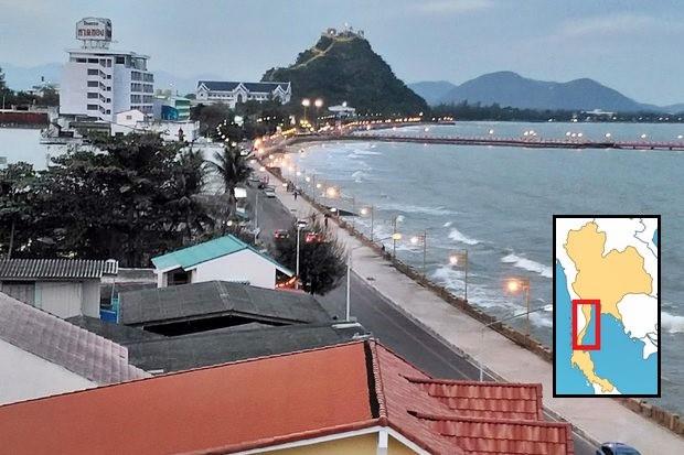 'Riviera Thailand' planned for Gulf beach strip