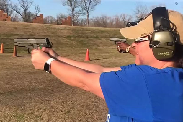 Texas teachers take up arms training