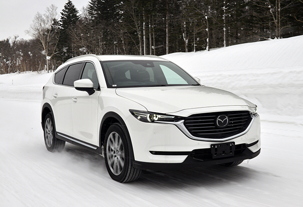 2018 Mazda Cx 8 Review Release Date >> 2018 Mazda Cx 8 Xdl First Drive Review Bangkok Post Auto