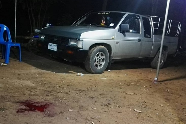 Village headman slain by sniper in Phetchaburi
