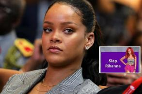 Rihanna: 'Delete Snapchat' after domestic assault advert