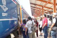 Bangkok-Pattaya special train makes debut