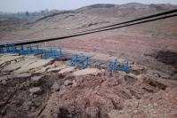 Road closed after Mae Moh Mine landslide