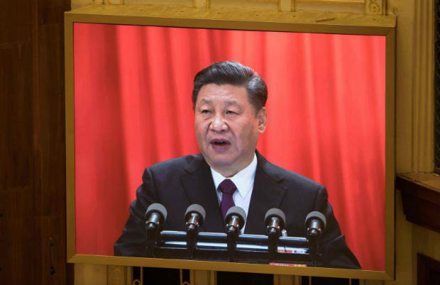 'Emperor' Xi says China ready to fight 'bloody battle'