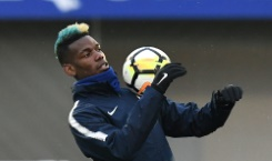 Pogba tantalises with Neymar comments | Bangkok Post: news
