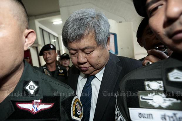 Premchai questioned by police about damage to forest | Bangkok Post: news