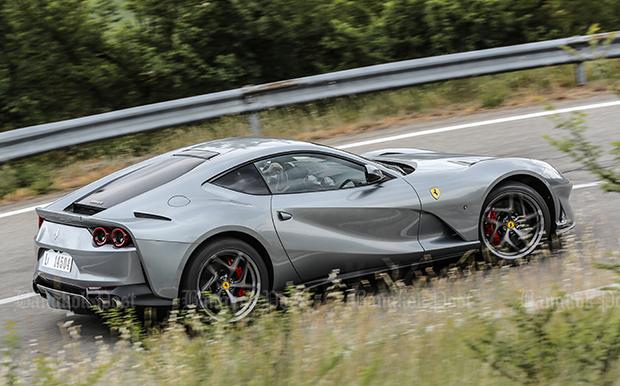 Ferrari 812 Superfast (2018) review